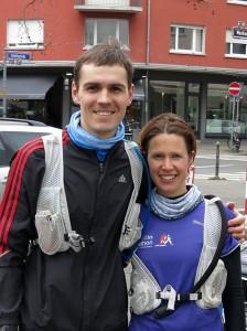 Daniel und Katrin im Dezember 2013