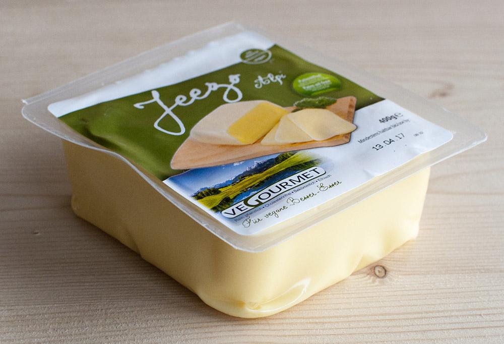Jeezo - vegan fake cheese