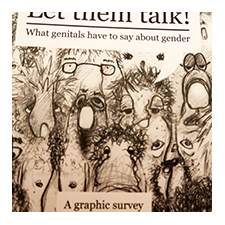 Let them talk! What genitals have to say about gender!