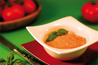 Veganer Tomatenaufstrich aus'Vegane Küche für Kinder'