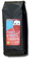 Kaffeetüte mit zapatistischem Kaffee