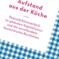 Ausschnitt aus dem Cover von 'Aufstand aus der Küche'