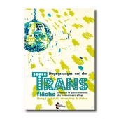 Cover des Buches über den teilweise absurden Alltag von Trans-Menschen