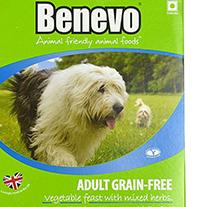 Getreidefreie vegane Feuchtnahrung für Hunde
