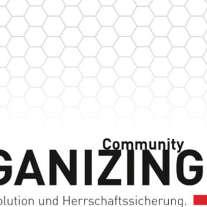 Community Organizing: Titelblatt