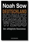 Abbildung des Buches Deutschland Schwarz Weiss, ein Buch über alltäglichen Rassismus