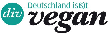 Logo von Deutschland ist vegan