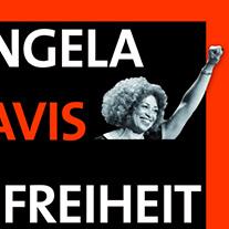 Angela Davis - Ausschnitt aus dem Buchcover