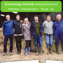 The new Growing Green Magazins