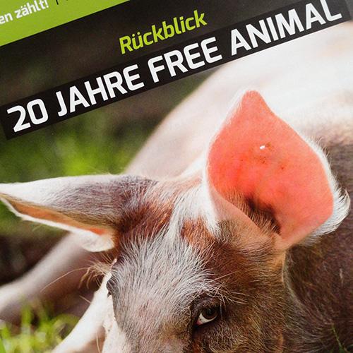 La Vita - die neue Ausgabe des Magazins von Free Animal