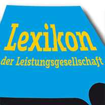 Das Lexikon der Leistungsgesellschaft - Buchcover