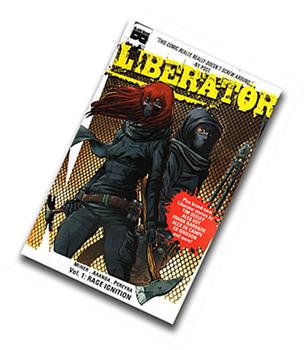 Liberator Sammelband - das Tierbefreiungscomic