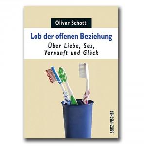 Abbildung des Buchcovers: ein Zahnputzbecher mit drei Zahnbürsten