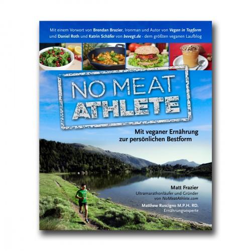 Abbildung des Buchcovers, es zeigt einen Läufer vor einer Berglandschaft