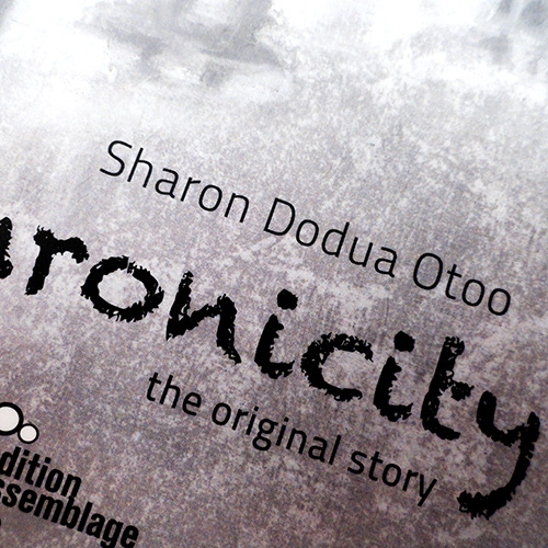 'Synchronicity' by Sharon Otoo
