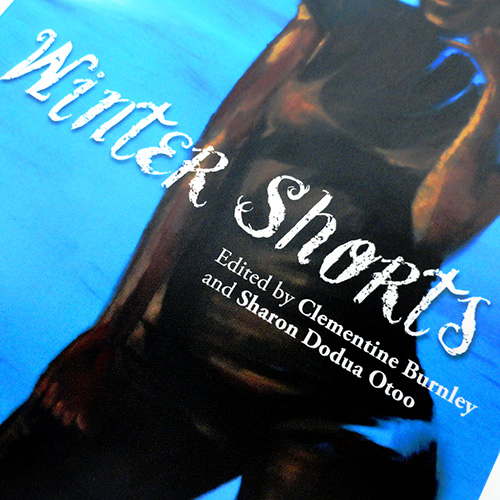 'Winter Shorts', a collection of short stories, edited by Sharon Otoo