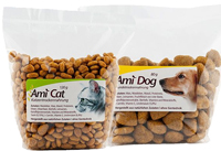 Ami DOg und Ami Cat Probierpackungen