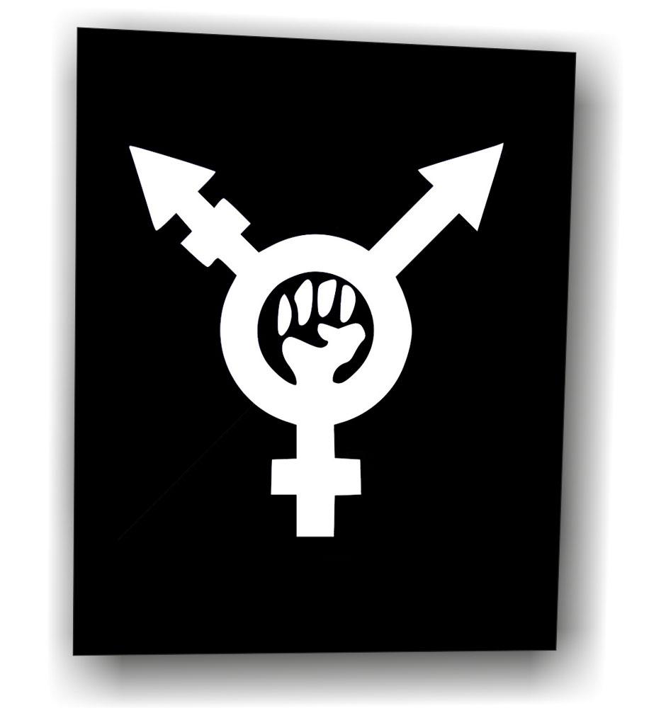 Queer Feminist Revolution Patch