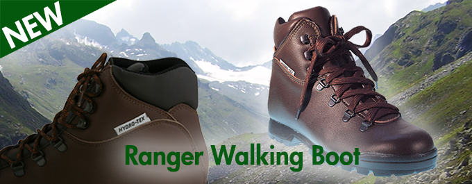 Vegan walking boots from ethical wares