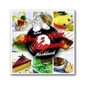 Cover des Rock 'n' Roll-Veganer Kochbuchs