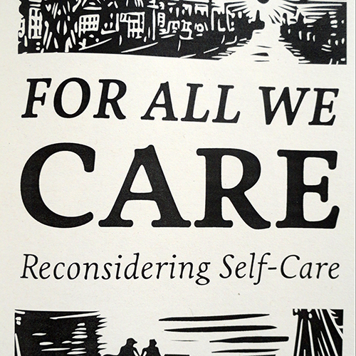 Reflections on self-care