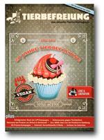 """Cover der 80. Ausgabe des Tierrechtsmagazins """"Tierbefreiung"""""""