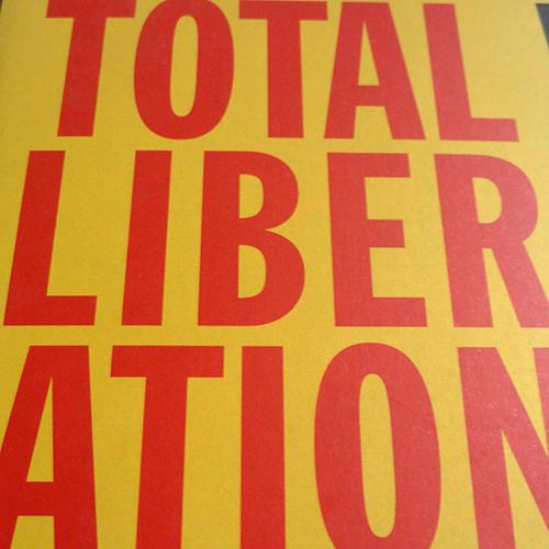 Total Liberation - das eine geht nicht ohne das andere!