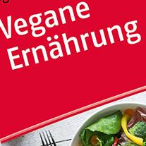 Ausschnitt des Buchcovers zu 'Vegane Ernährung'
