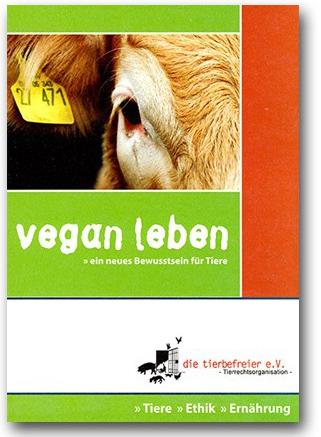 Abbildung des Heftes vegan leben