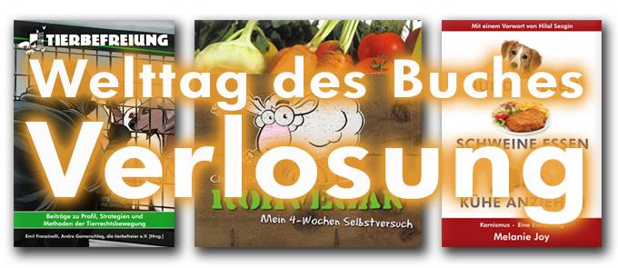 roots of compassion und compassion media verlosen zum Welttag des Buches wieder Bücher!